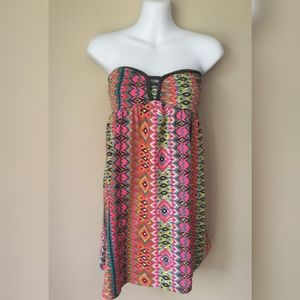 Roxy Summer Dress/ Swim Coverup